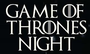 game of thrones night